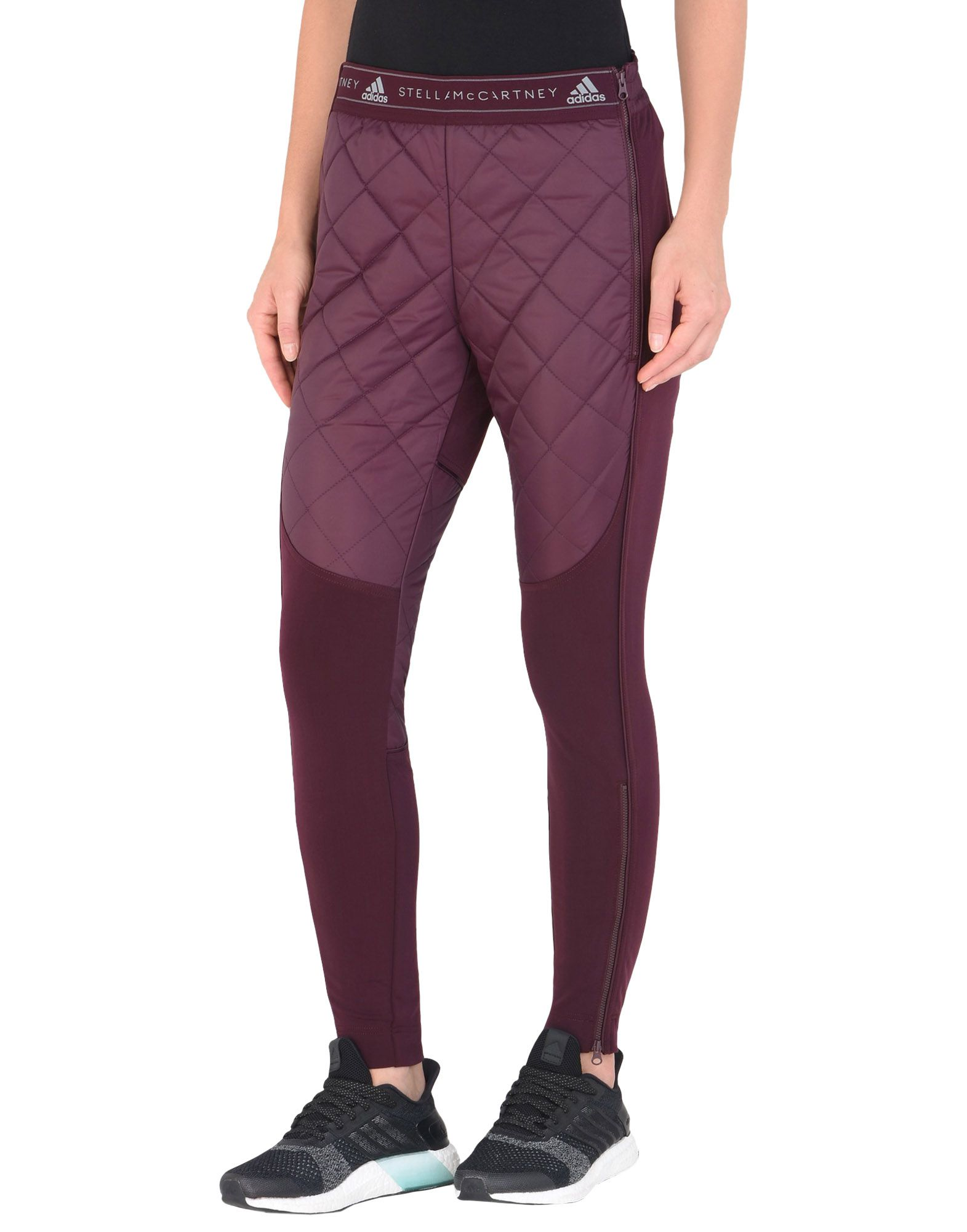 цена  ADIDAS by STELLA McCARTNEY Повседневные брюки  онлайн в 2017 году