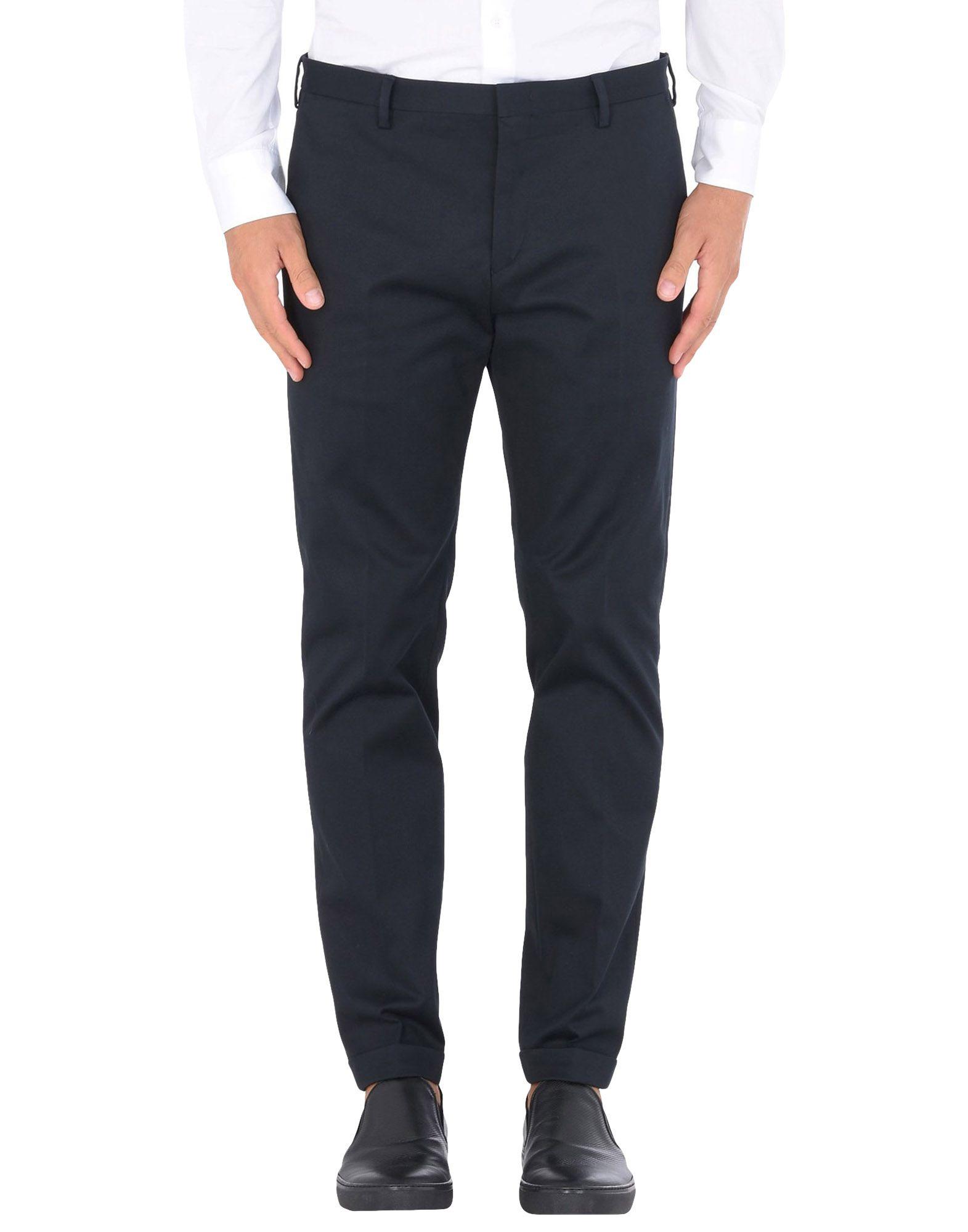 цена PAUL SMITH Повседневные брюки онлайн в 2017 году