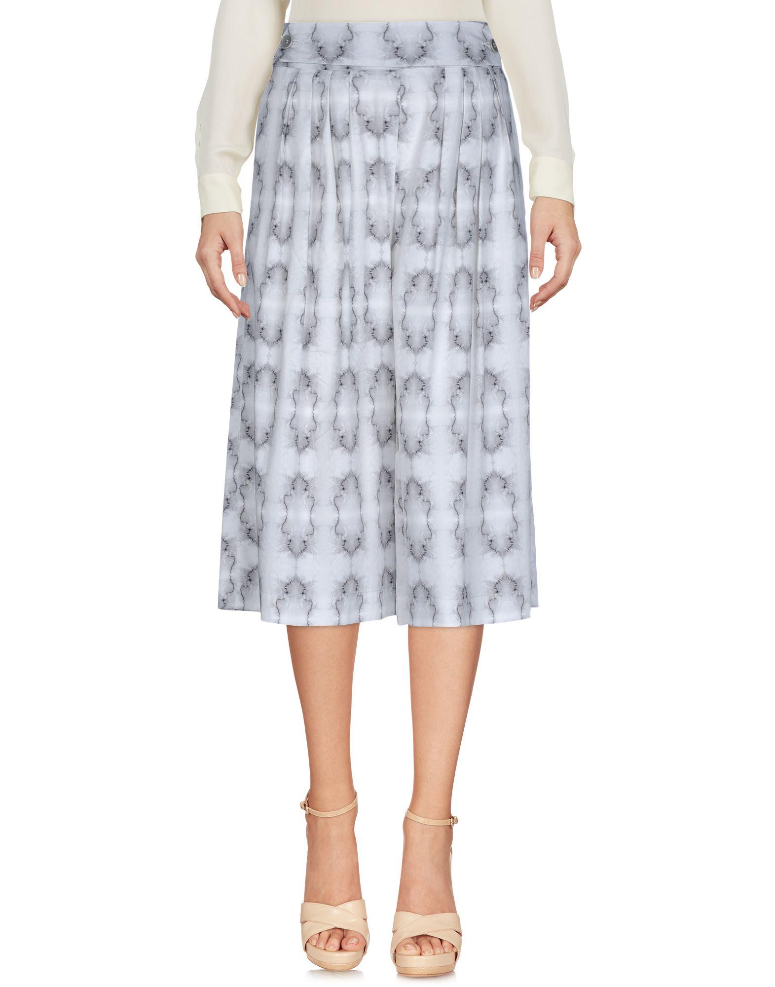 YOON Юбка длиной 3/4 yoon короткое платье