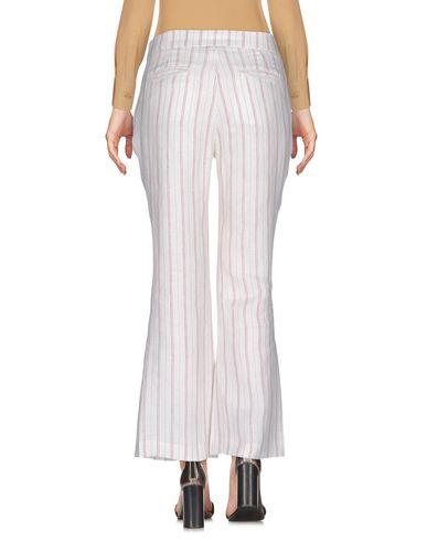 Фото 2 - Повседневные брюки от COLLECTION PRIVĒE? белого цвета