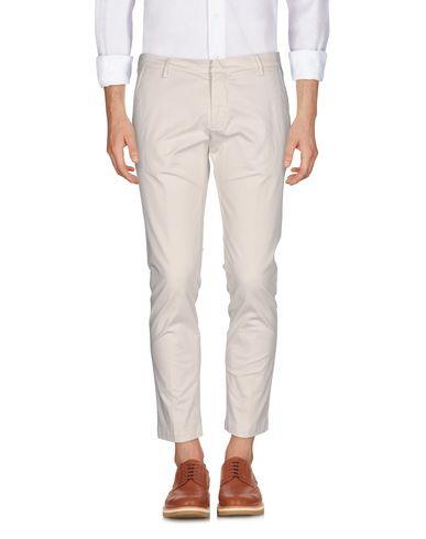 Фото - Повседневные брюки от MICHAEL COAL цвет слоновая кость