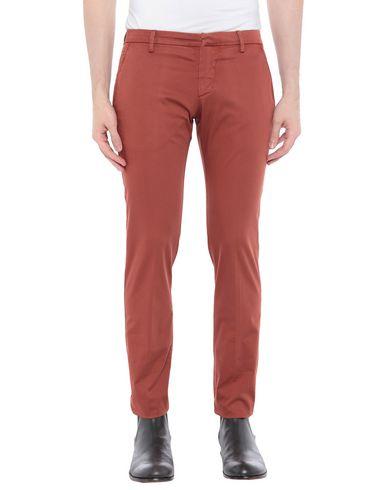 Фото - Повседневные брюки от MICHAEL COAL коричневого цвета