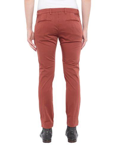 Фото 2 - Повседневные брюки от MICHAEL COAL коричневого цвета