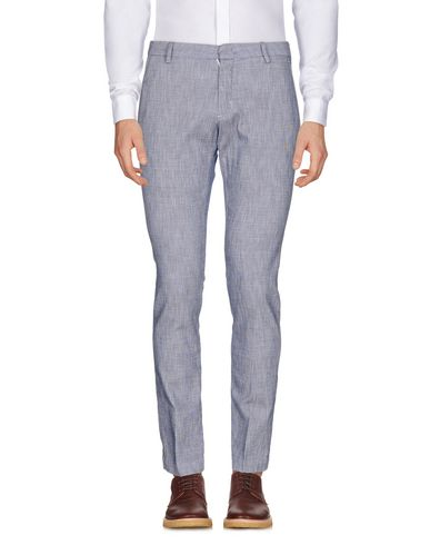 Фото - Повседневные брюки от MICHAEL COAL синего цвета