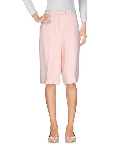 Купить Женские бермуды  светло-розового цвета