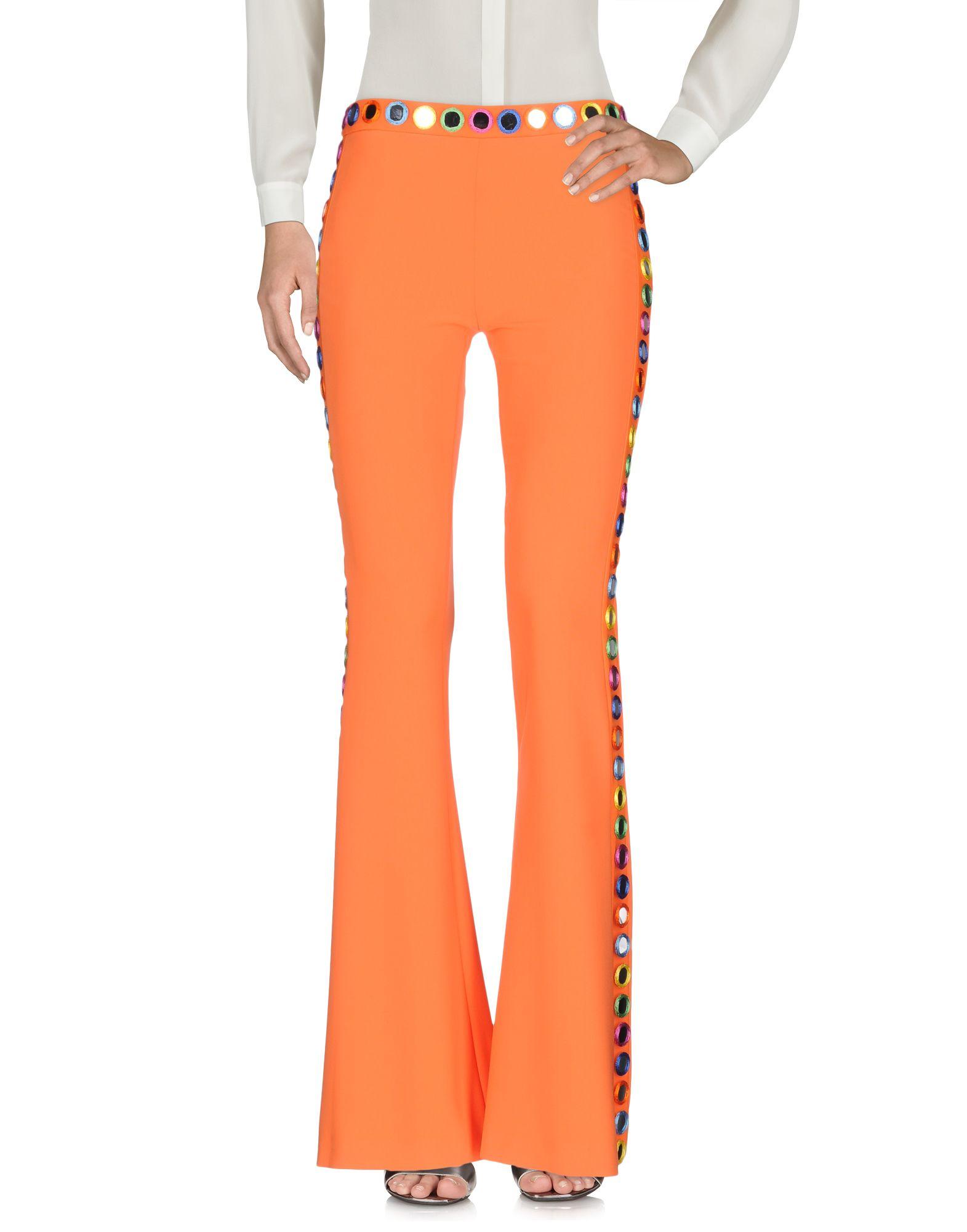 MOSCHINO COUTURE Повседневные брюки moschino couture сандалии