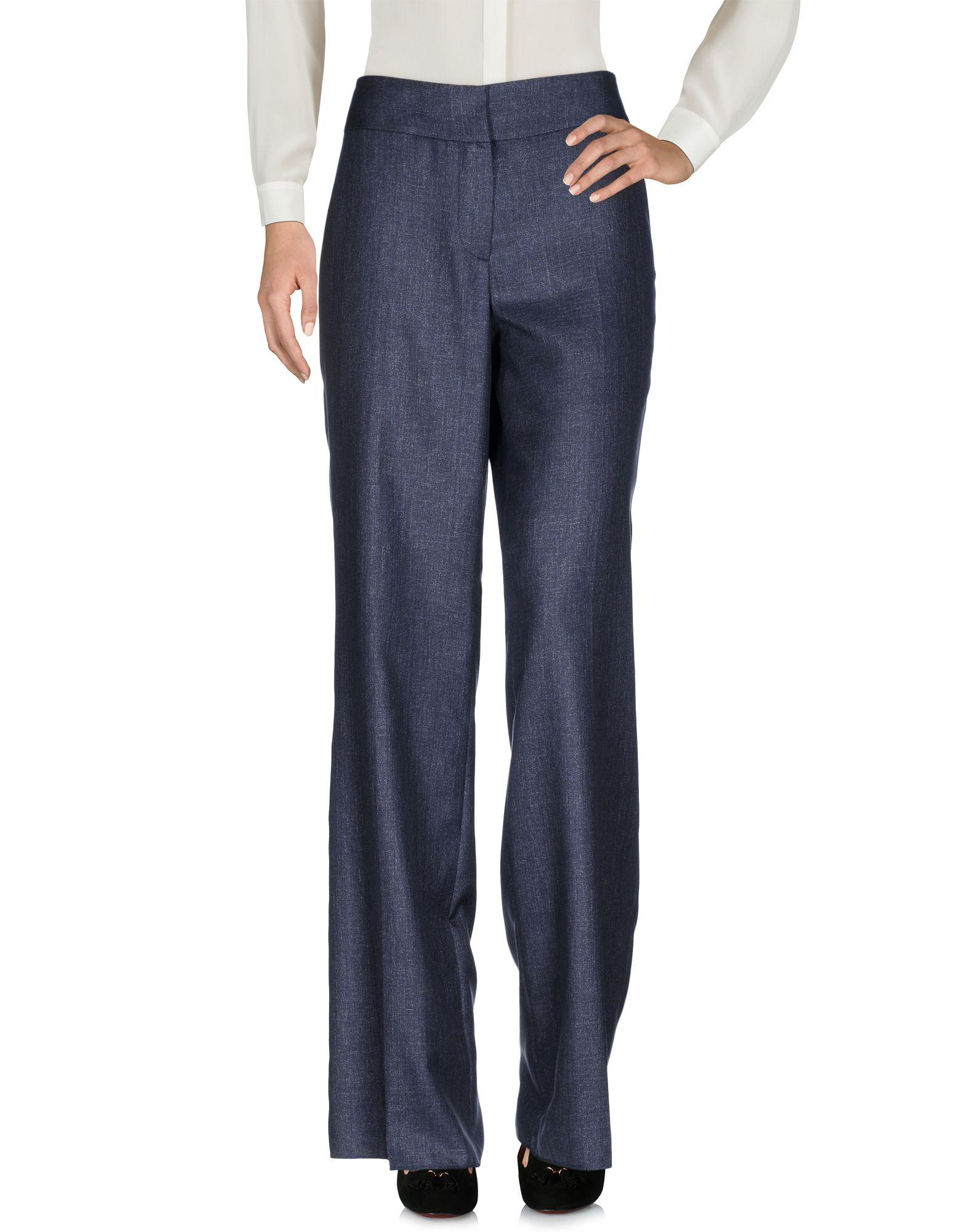 giorgio armani брюки 1942658 серый GIORGIO ARMANI Повседневные брюки