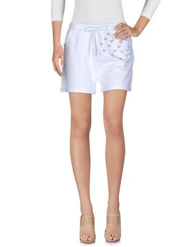Фото - Повседневные шорты от TWIN-SET JEANS белого цвета