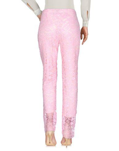 Фото 2 - Повседневные брюки от VDP COLLECTION розового цвета