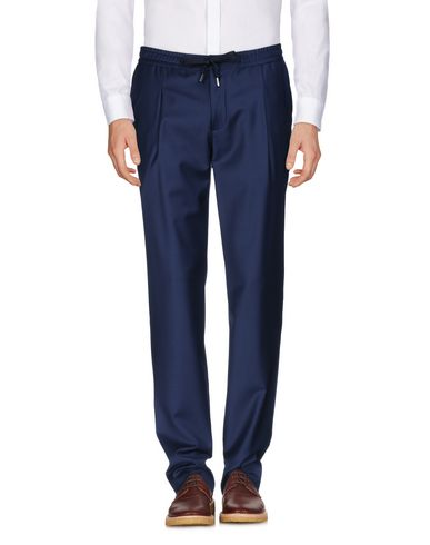 Фото - Повседневные брюки от BRIAN DALES синего цвета