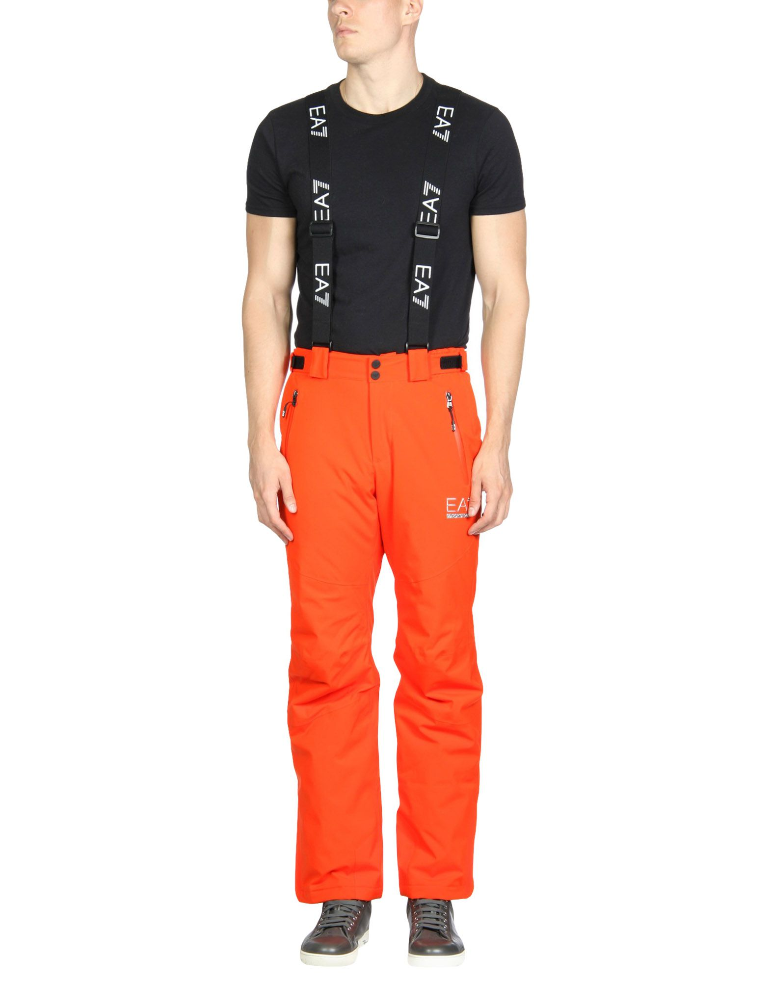 EA7 Лыжные брюки цены онлайн