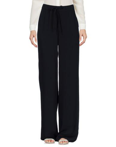 Фото - Повседневные брюки от P.A.R.O.S.H. черного цвета