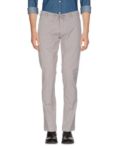 Купить Повседневные брюки от BRIGLIA 1949 серого цвета
