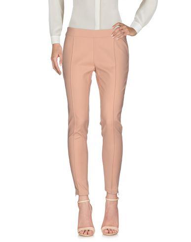 Фото - Повседневные брюки от SCEE by TWINSET цвет телесный