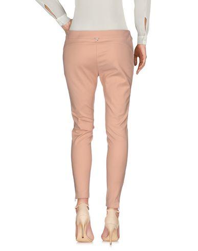 Фото 2 - Повседневные брюки от SCEE by TWINSET цвет телесный