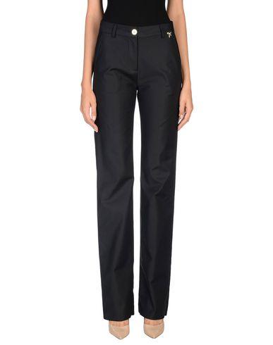 Фото - Повседневные брюки от SCEE by TWINSET черного цвета