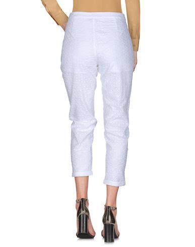 Фото 2 - Повседневные брюки от SCEE by TWINSET белого цвета