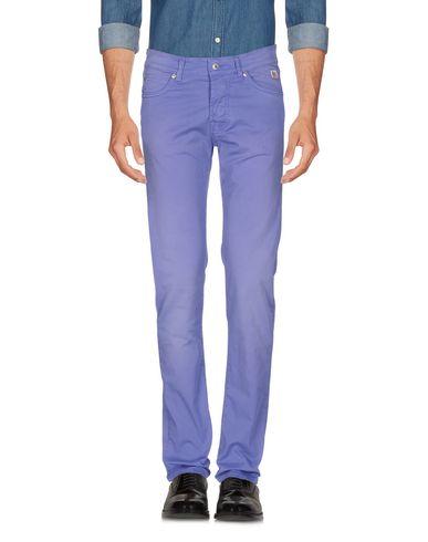 Фото - Повседневные брюки сиреневого цвета