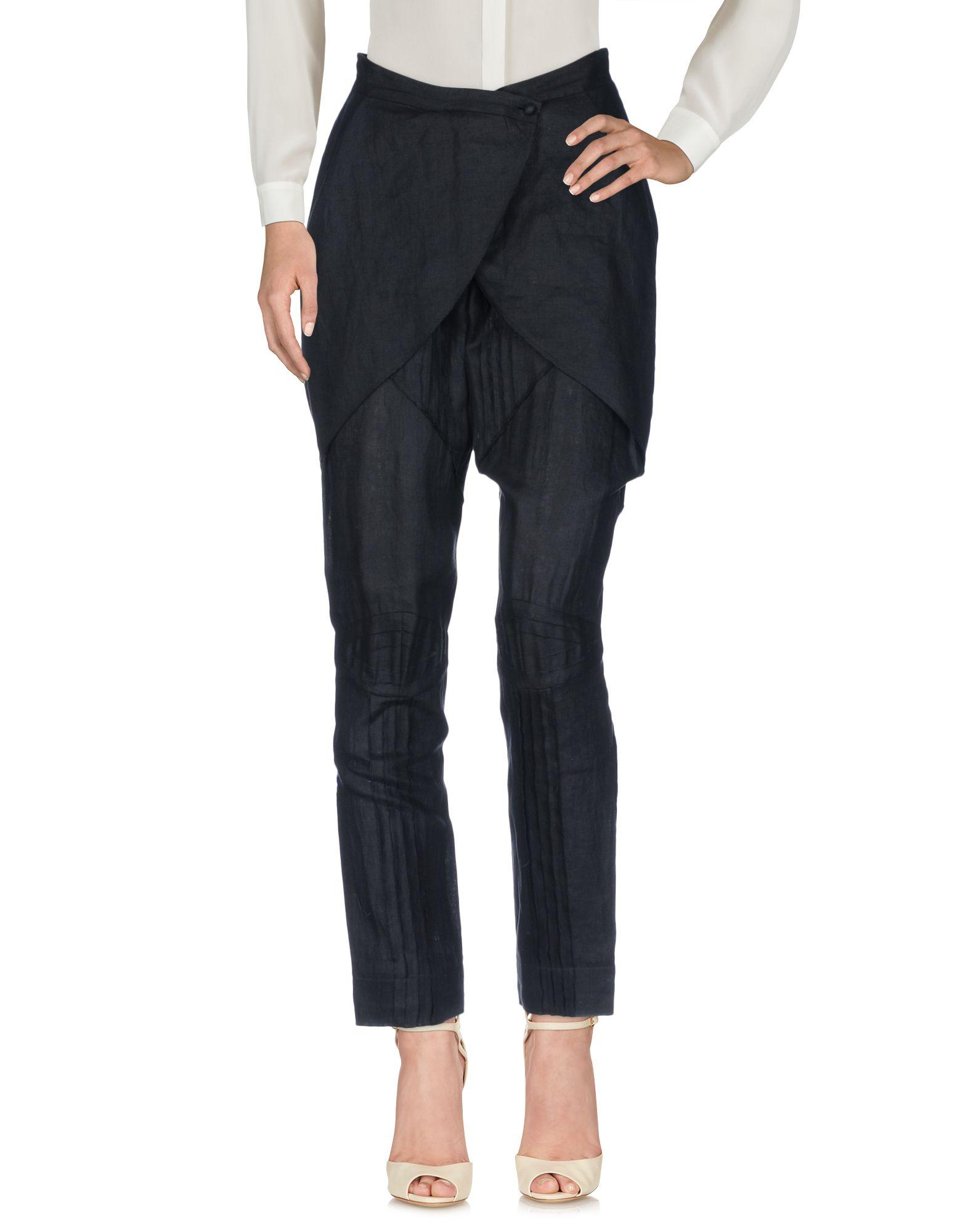 AGANOVICH Повседневные брюки недорго, оригинальная цена