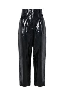 PHILOSOPHY di LORENZO SERAFINI PANTS Woman Trousers in vegan leather f