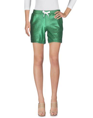 Фото - Повседневные шорты зеленого цвета