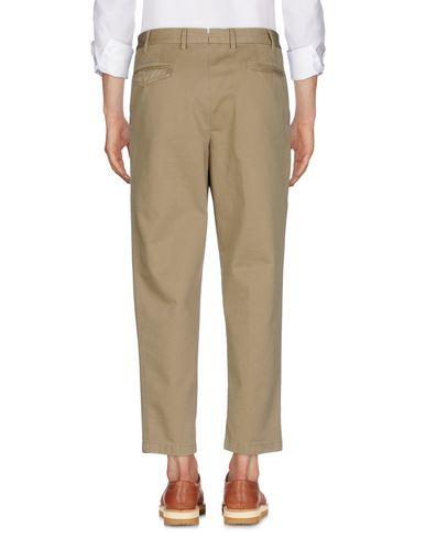 Фото 2 - Повседневные брюки от THE GIGI цвет песочный