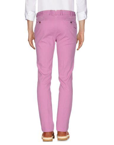Фото 2 - Повседневные брюки от PT01 светло-фиолетового цвета