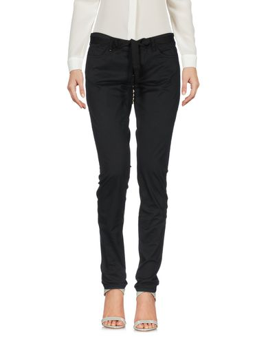Фото - Повседневные брюки от TWIN-SET JEANS черного цвета