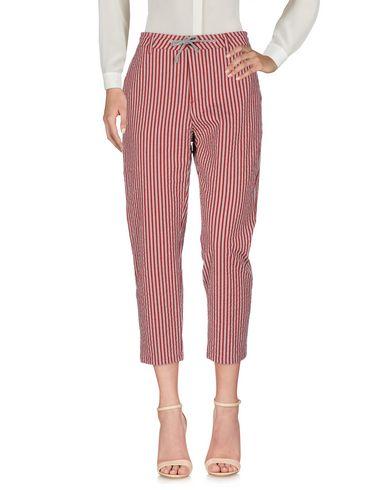 Купить Повседневные брюки от DEPARTMENT 5 красного цвета
