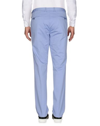 Фото 2 - Повседневные брюки от AT.P.CO небесно-голубого цвета