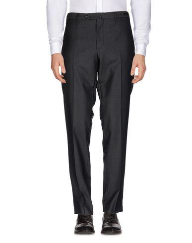 Купить Повседневные брюки от PT01 свинцово-серого цвета