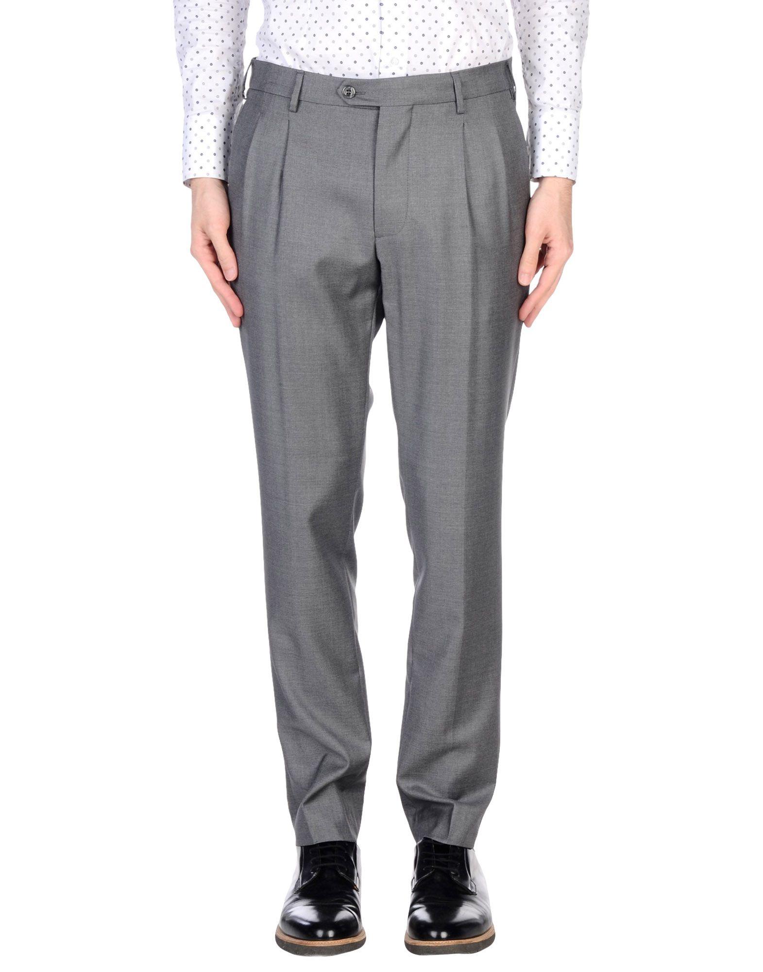BERWICH Повседневные брюки брюки piamente