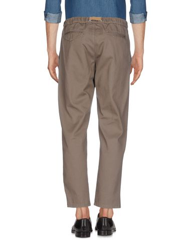 Фото 2 - Повседневные брюки от WHITE SAND 88 цвет зеленый-милитари