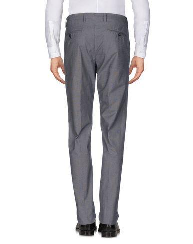 Фото 2 - Повседневные брюки от PT01 свинцово-серого цвета