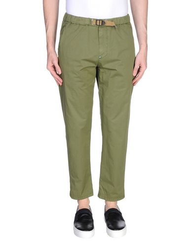 Фото - Повседневные брюки от WHITE SAND 88 цвет зеленый-милитари