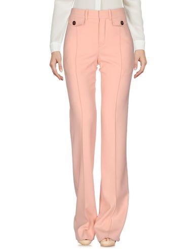 Купить Повседневные брюки от CHLOÉ лососево-розового цвета