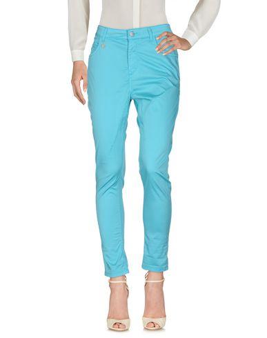 Купить Повседневные брюки небесно-голубого цвета