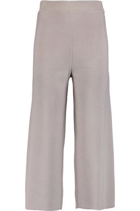 IRIS AND INK Merino wool culottes