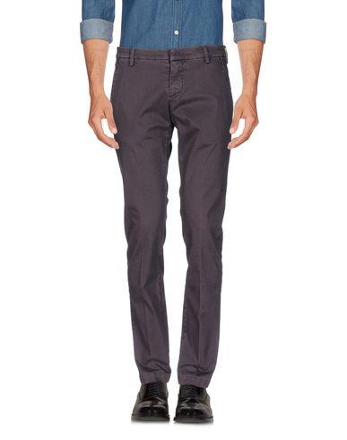 Купить Повседневные брюки от MICHAEL COAL цвет баклажанный
