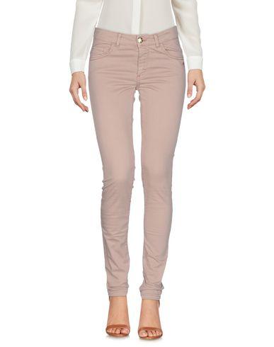 Фото - Повседневные брюки от SCEE by TWINSET цвет песочный
