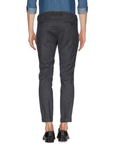Фото 2 - Повседневные брюки от MICHAEL COAL свинцово-серого цвета