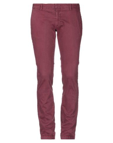 Фото - Повседневные брюки от MICHAEL COAL цвет пурпурный