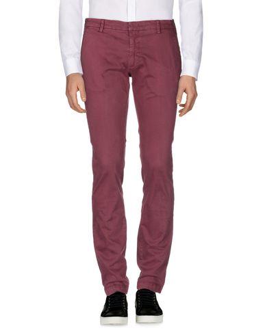 Фото 2 - Повседневные брюки от MICHAEL COAL цвет пурпурный