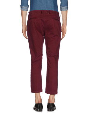 Фото 2 - Повседневные брюки от MICHAEL COAL красно-коричневого цвета