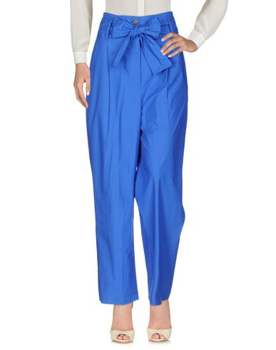Фото - Повседневные брюки от BERWICH синего цвета