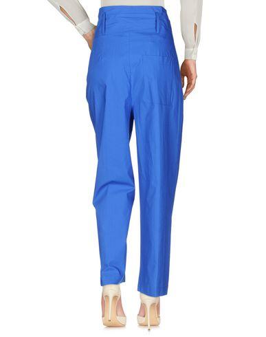 Фото 2 - Повседневные брюки от BERWICH синего цвета