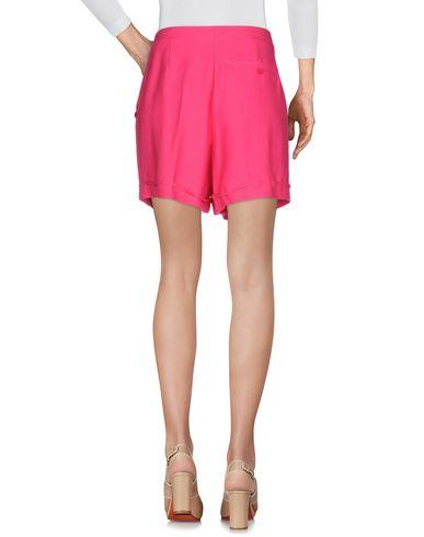 Фото 2 - Повседневные шорты от TWINSET цвета фуксия