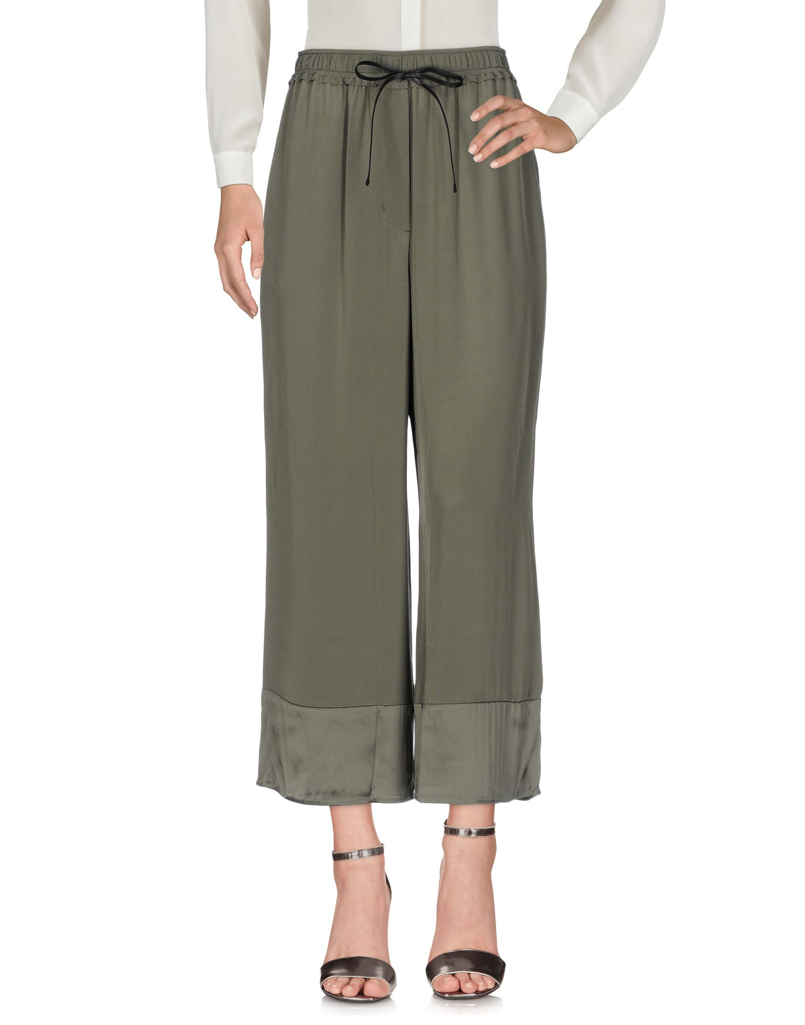 3 1 phillip lim зауженные желтые брюки 3.1 PHILLIP LIM Повседневные брюки