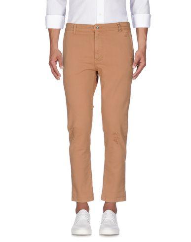 Фото - Джинсовые брюки от SQUAD² цвет верблюжий