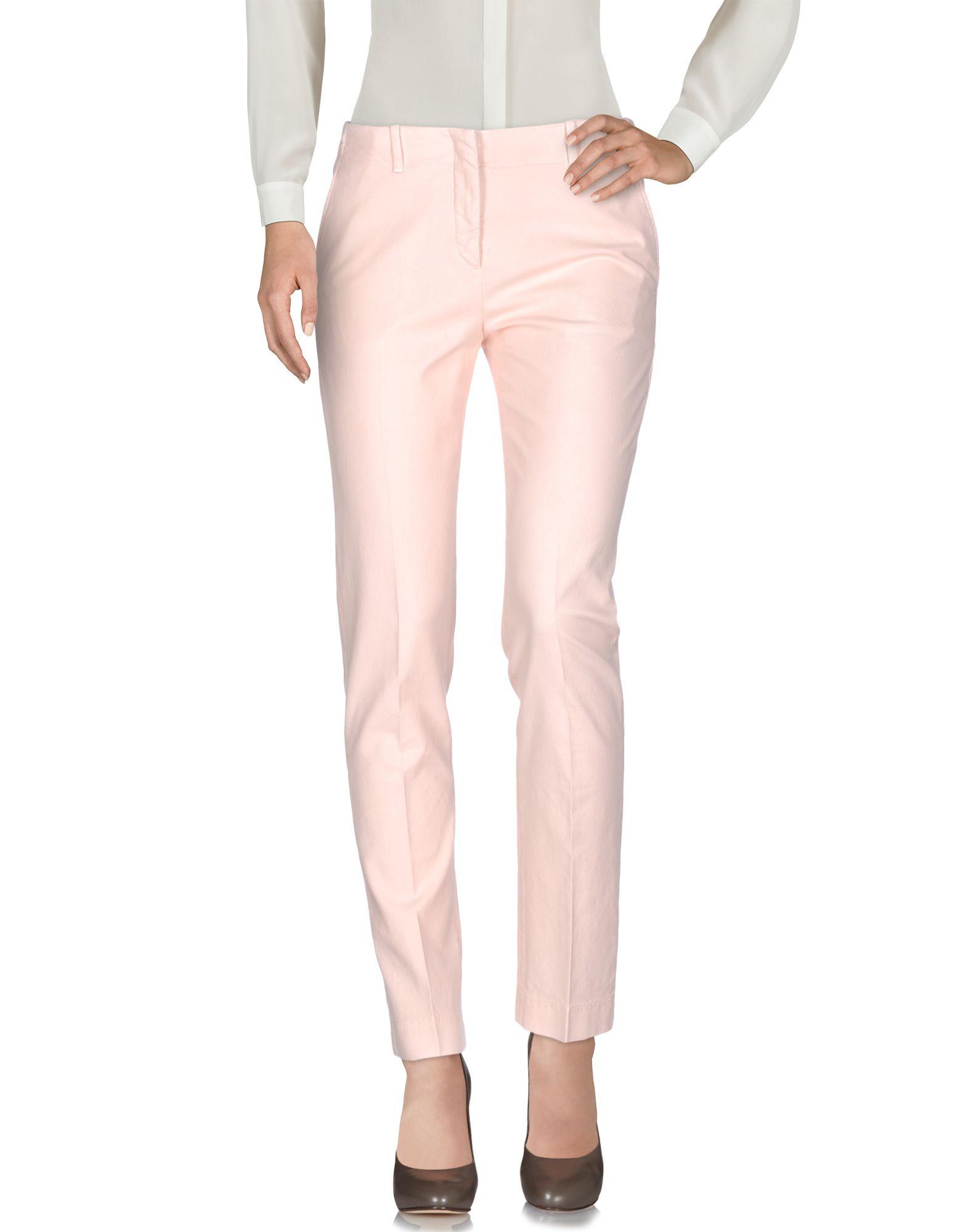 INCOTEX Damen Hose Farbe Rosa Größe 4 - broschei